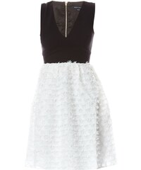 French Connection Robe droite - blanc