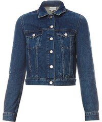 French Connection Jeansjacke - jeansblau