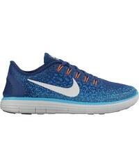 Nike Free RN Distance - Baskets - bleu
