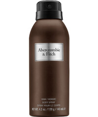 Abercrombie & Fitch First Instinct Körperspray 143 ml