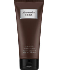 Abercrombie & Fitch First Instinct Hair Body Wash 200 ml