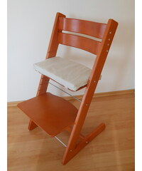Rostoucí židle Jitro Klasik Třešeň