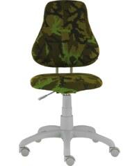 Alba Rostoucí židle Fuxo V-Line - Army