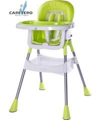 Židlička CARETERO Pop green