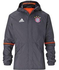 Bunda adidas FC Bayern Mnichov Rain S ŠEDÁ