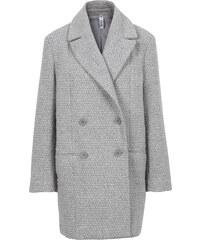 RAINBOW Manteau boyfriend gris manches longues femme - bonprix