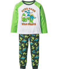 bpc bonprix collection Pyjama (Ens. 2 pces.) blanc enfant - bonprix