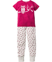 bpc bonprix collection Pyjama (Ens. 2 pces.) fuchsia enfant - bonprix