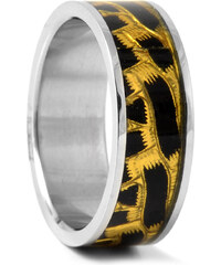 Trendhim Ocelový prsten Leopard M2-1-2220