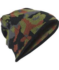 Trendhim Tmavá maskáčová čepice B4-7-2911