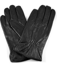 Trendhim Černé kožené rukavice Rata leather_gloves-9