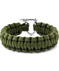 Trendhim Vojenský náramek Paracord P5-7-3890