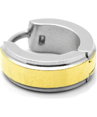 Trendhim Zlato-stříbrný kroužek L8-7-4240