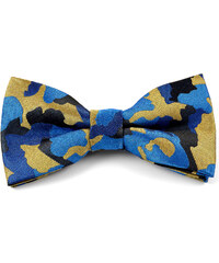 Trendhim Modrý maskáčový motýlek M8-1-4472
