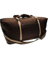 Cestovní taška Kangol Autumn hnědá