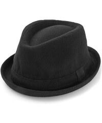 Major Wear Černý klobouk Trilby N10-5-5558