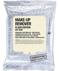 Comodynes Make-up Remover Micellar Solution Dry Skin Gesichtsreinigungstuch Praktische Kosmetik 10 Stück