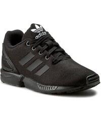 Boty adidas - Zx Flux C S76297 Cblack/Cblack/Cblack