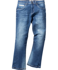 John Baner JEANSWEAR Jean extensible Regular Fit Bootcut, N., N. bleu homme - bonprix