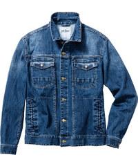 John Baner JEANSWEAR Veste en jean extensible Regular Fit bleu manches longues homme - bonprix