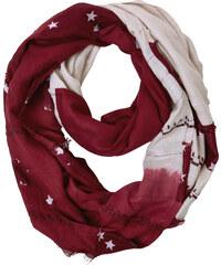 Cecil Patch-Loop mit Sternen - maroon red, Herren