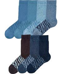 Arizona Damensocken (7er-Pack) in blau für Damen von bonprix