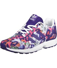 adidas Zx Flux K W chaussures purple/white