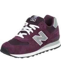 New Balance Ml574 Schuhe burgundy