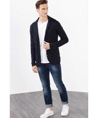 Esprit Strukturovaný pletený blejzr, 100% bavlna