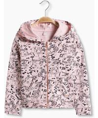 Esprit Mikina s kapucí, potisk, 100% bavlna