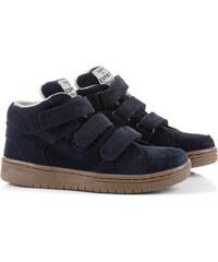 Esprit Semišové kotníkové boty na suchý zip