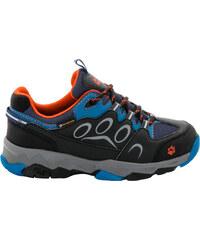 Jack Wolfskin Mtn Attack 2 Texapore Low chaussures randonnées enfants glacier blue