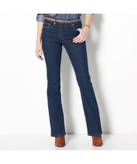 Colors & co Blancheporte Jean effet push-up coupe bootcut