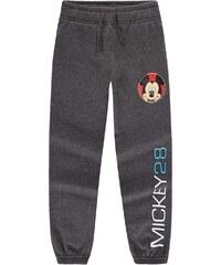 Disney Mickey Jogginghose grau in Größe 98 für Jungen aus 60 % Baumwolle 40 % Polyester