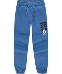 Disney Mickey Jogginghose blau in Größe 98 für Jungen aus 60 % Baumwolle 40 % Polyester