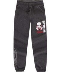Star Wars-The Clone Wars Jogginghose grau in Größe 116 für Jungen aus 60 % Baumwolle 40 % Polyester