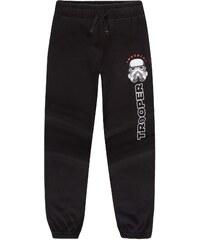 Star Wars-The Clone Wars Jogginghose schwarz in Größe 116 für Jungen aus 60 % Baumwolle 40 % Polyester