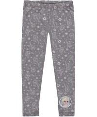 Disney Die Eiskönigin Leggings grau in Größe 104 für Mädchen aus 95% Baumwolle 5% Elastan