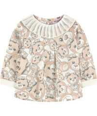 Monnalisa Bedruckte Bluse