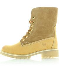 Skořicové boty Tamaris 26443