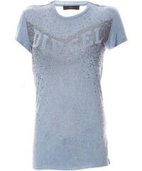 Diesel Smile - T-shirt - bleu