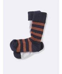 Cyrillus Lot de 2 paires de chaussettes - encre