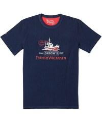 Oxbow Saudar - T-shirt - bleu marine