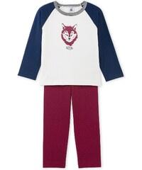 Petit Bateau Pyjama - rouge