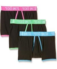 Marc Ecko Ecko Herren Boxershorts 3er Pack