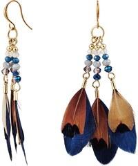 Indian Summer Boucles d'oreilles - multicolore