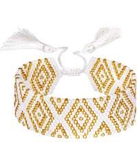 Indian Summer Bracelet manchette - multicolore