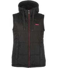 Vesta dámská Lee Cooper Vest Black