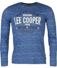 Triko Lee Cooper TSnC34 Vintage Blue