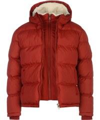 Zimní bunda pánská SoulCal Bubble Rosewood Red